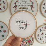 A natter with…Sally Mayer from Sew Sal