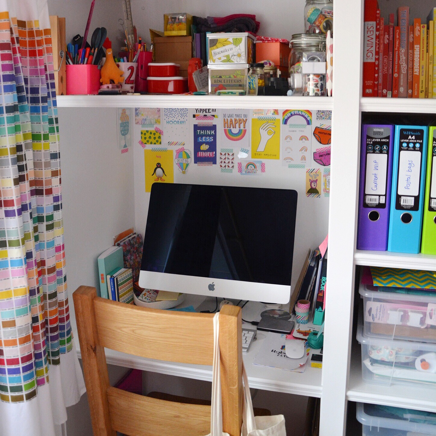 My cosy desk space | Hello! Hooray!