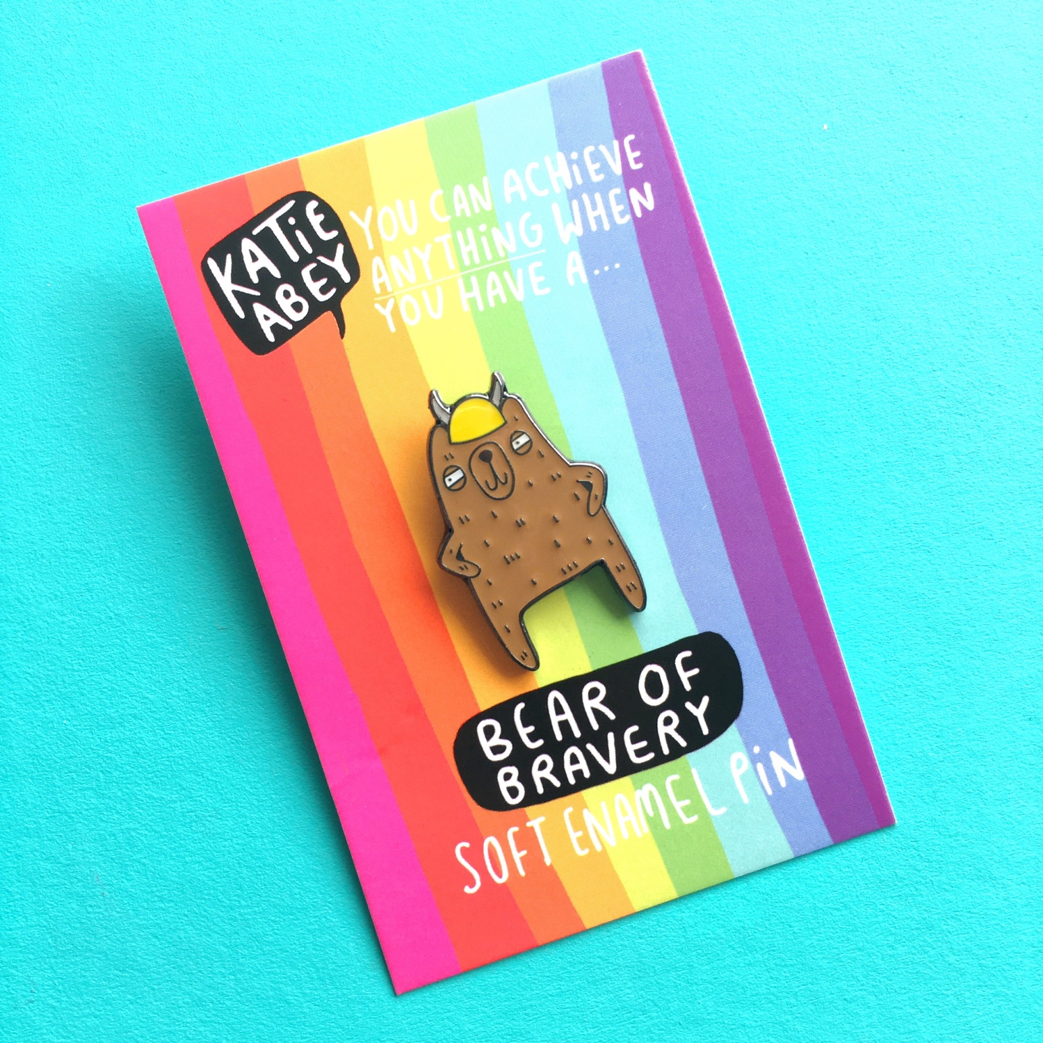 Katie Abey pin for YAYmakers | Hello! Hooray!