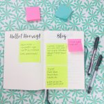 Starting a Bullet Journal your own way