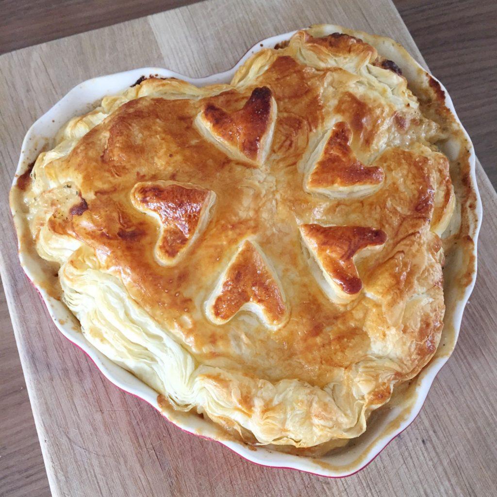 Jamie Oliver 30 minute Chicken Pie | Hello! Hooray!