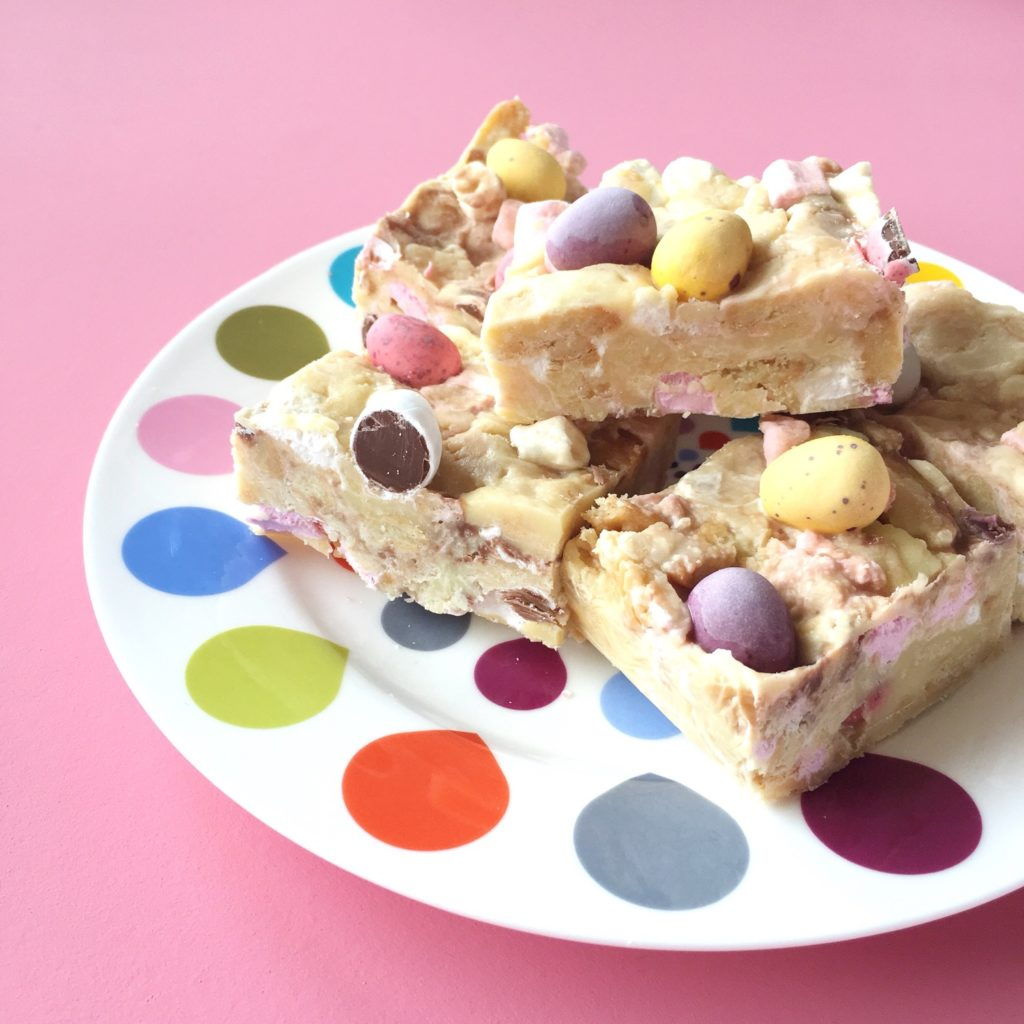 Blonde mini egg rocky road | Hello! Hooray!