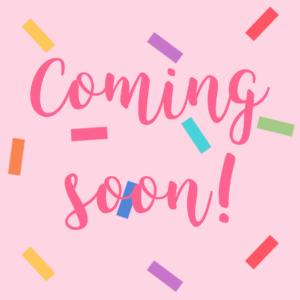 Coming Soon | Hello! Hooray!