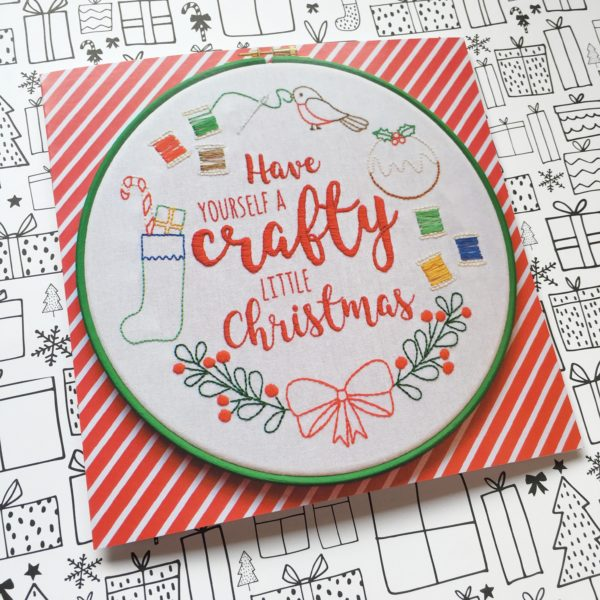 Have Yourself a Crafty Little Christmas | Hello! Hooray!