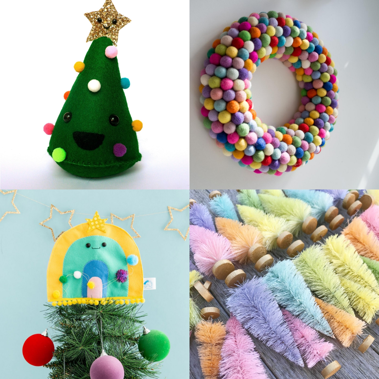 Christmas decorations on Etsy | Hello! Hooray!