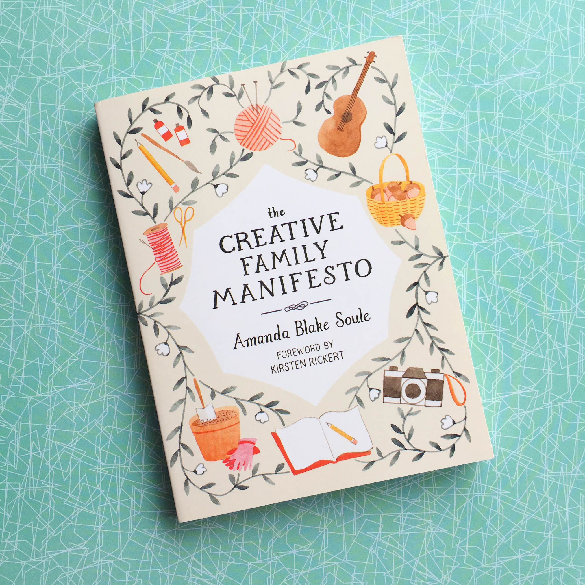Creative Family Manifesto by Amanda Blake Soule | Hello! Hooray!