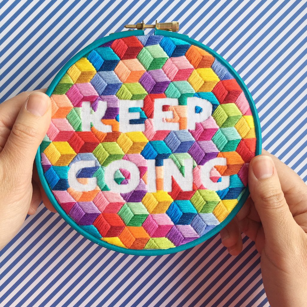 Keep Going kit | Hello! Hooray!