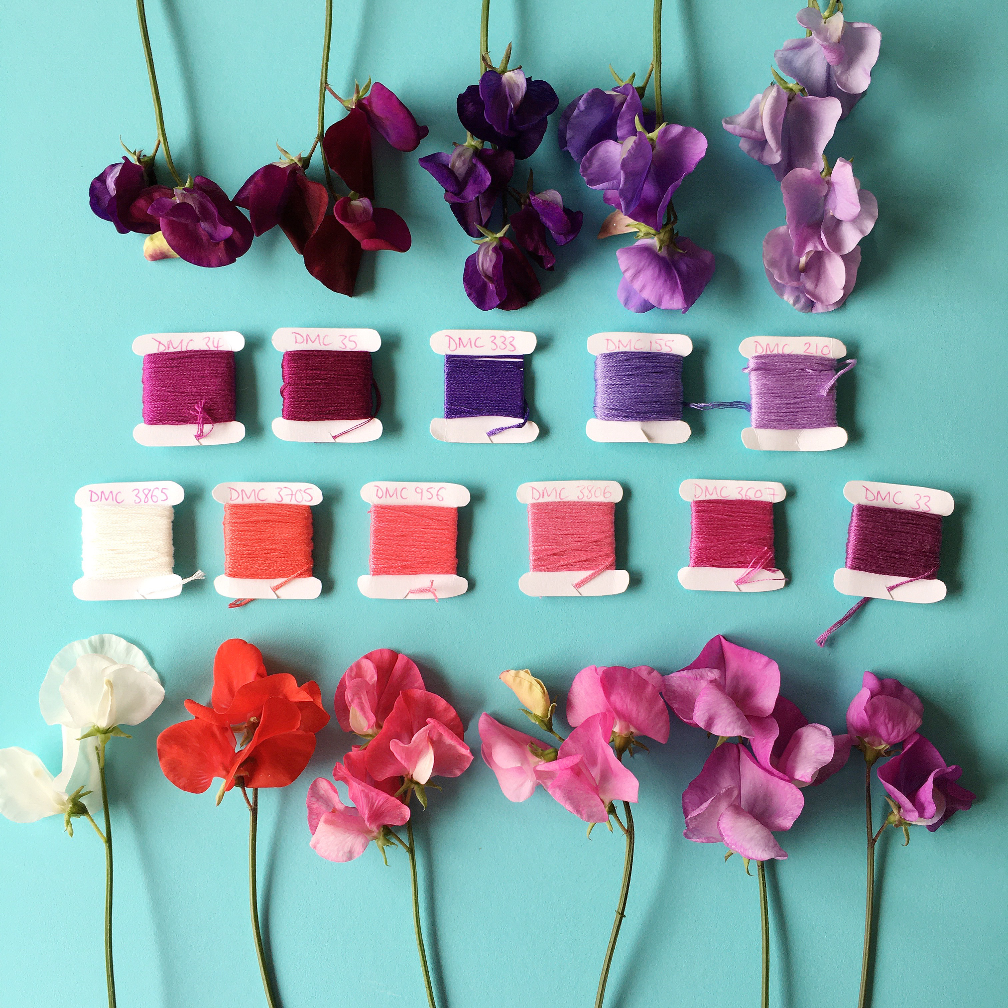 Crafty Colour Palette #5 | Hello! Hooray!