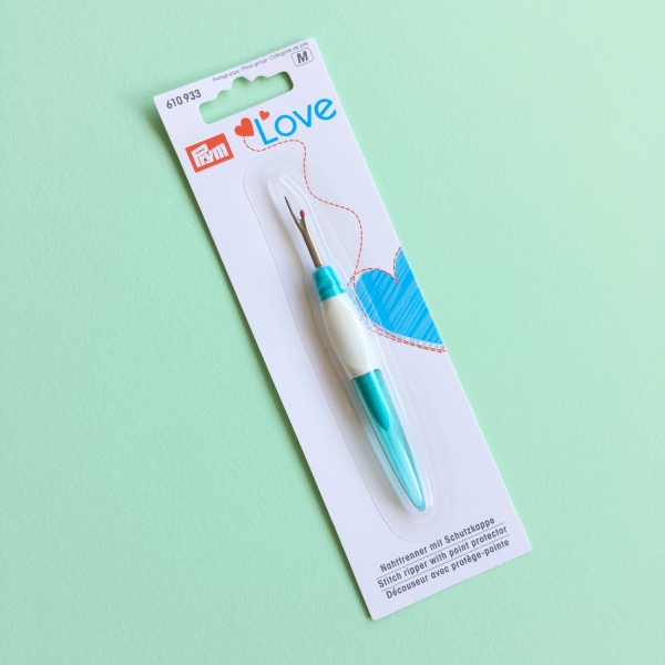 Prym Love ergonomic seam ripper | Hello! Hooray!
