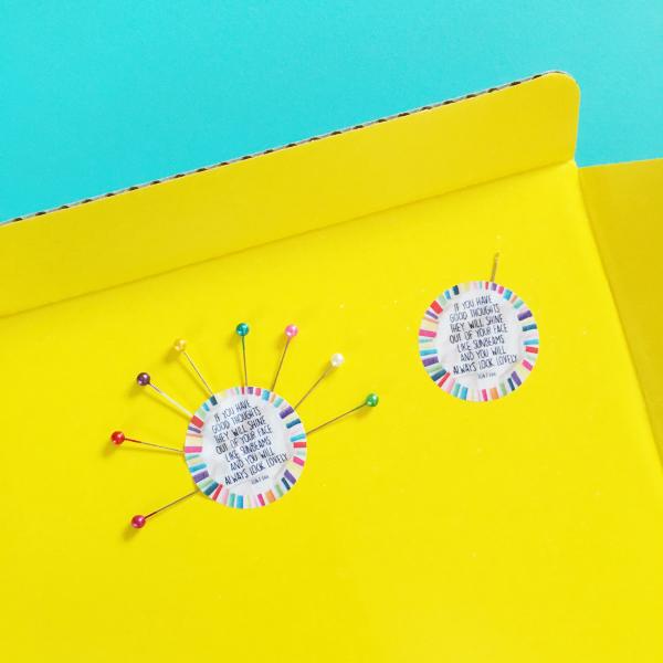 Sunbeams banner kit details | Hello! Hooray!