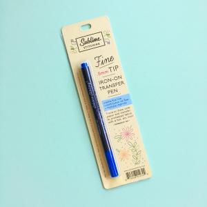 Blue Sublime Stitching pen | Hello! Hooray!