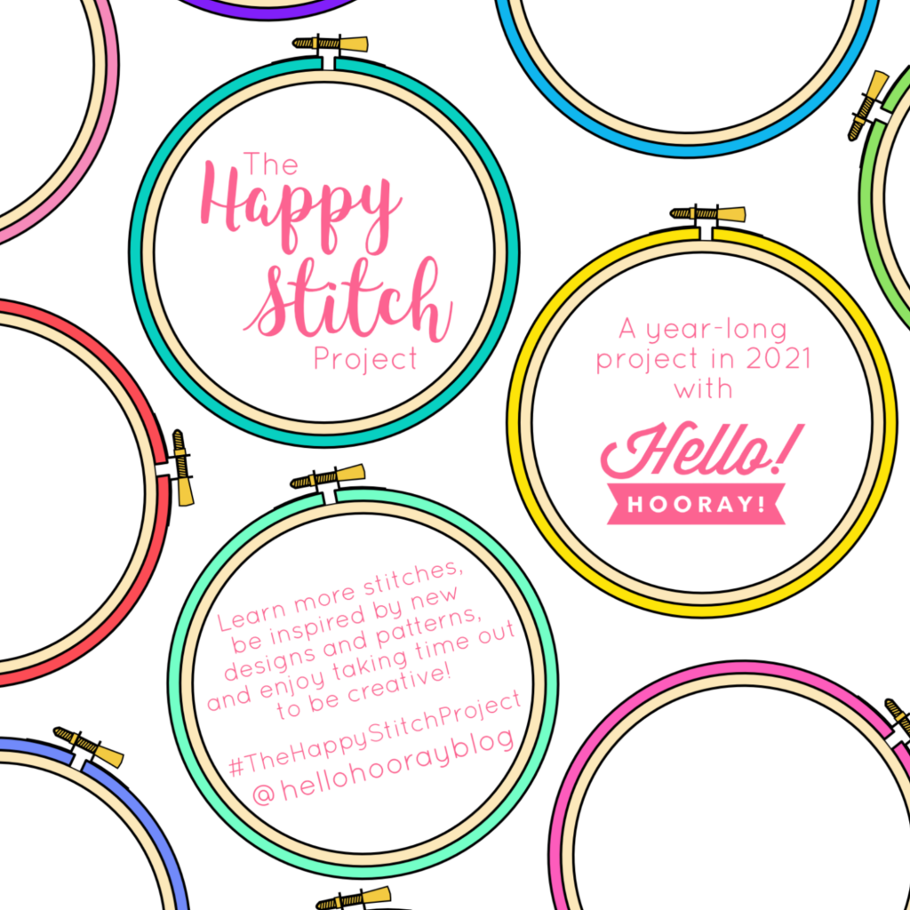 The Happy Stitch Project | Hello! Hooray!