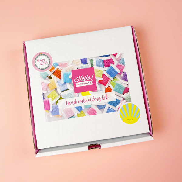 Brighter Days kit box | Hello! Hooray!
