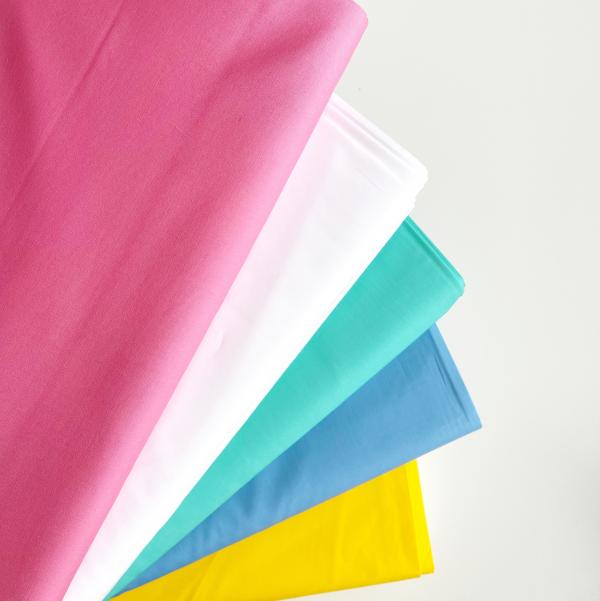 Pure Solids brights fabric bundle | Hello! Hooray!