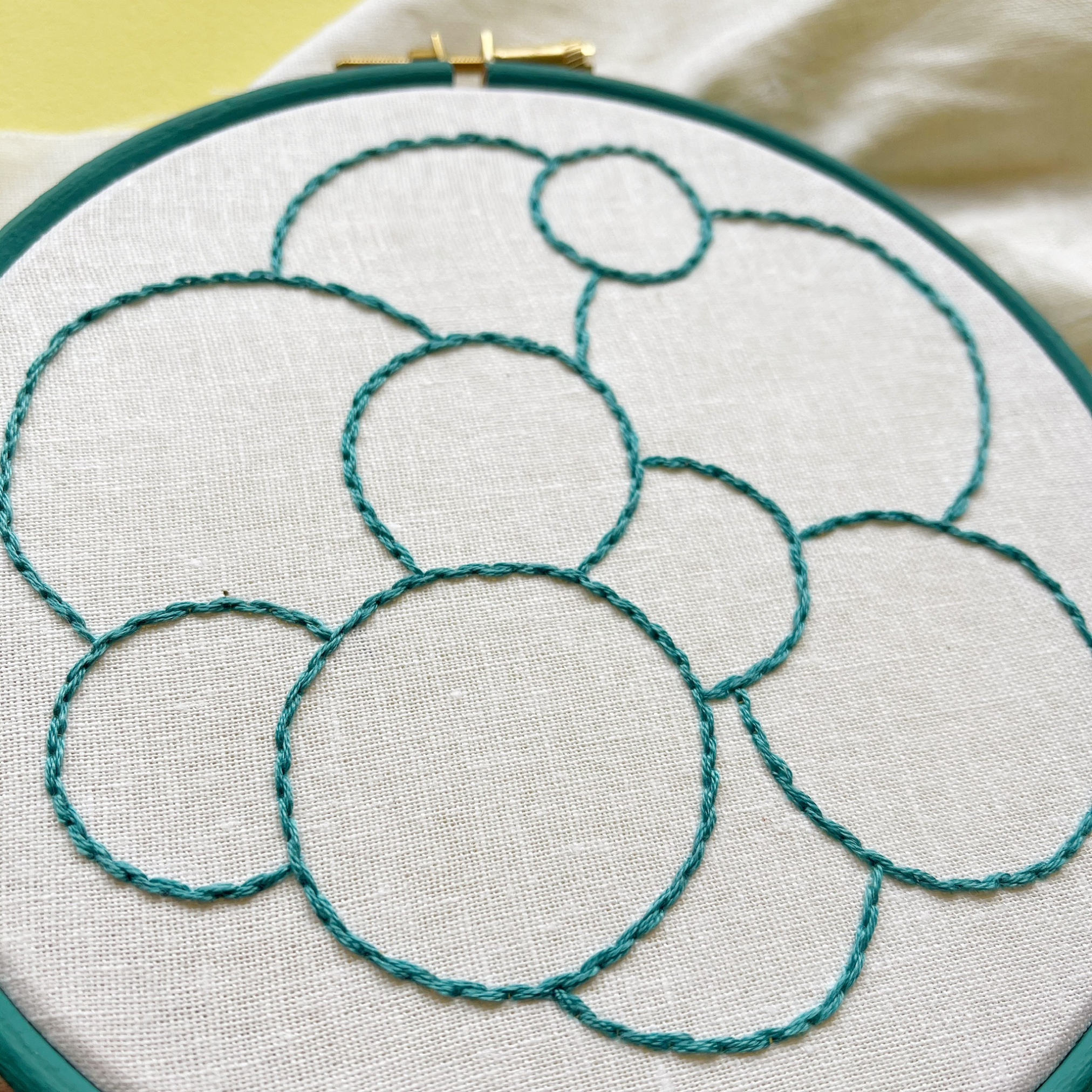 Cable stitch knot sampler | Hello! Hooray!
