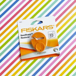 Fiskars Sew Sharp Restorer | Hello! Hooray!