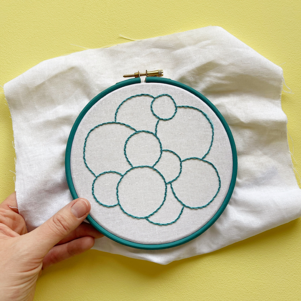 How to stitch a cable stitch | Hello! Hooray!