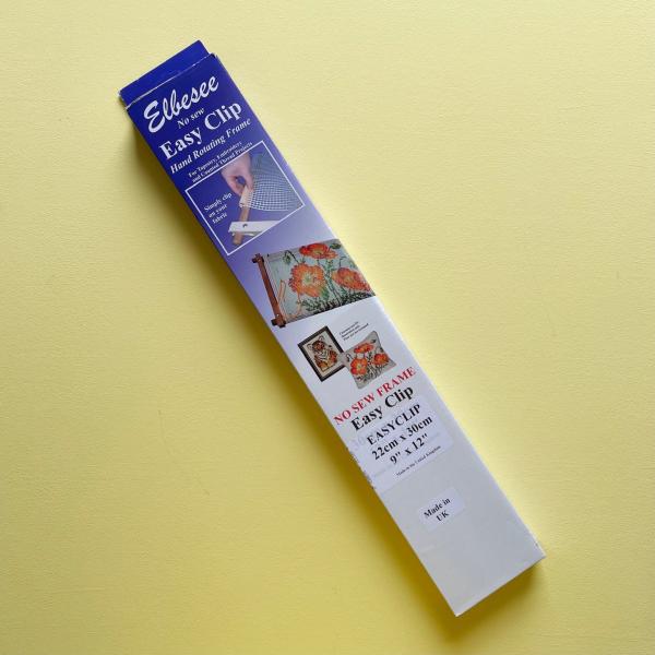 Elbesee 9x12 inch Easy Clip frame | Hello! Hooray!