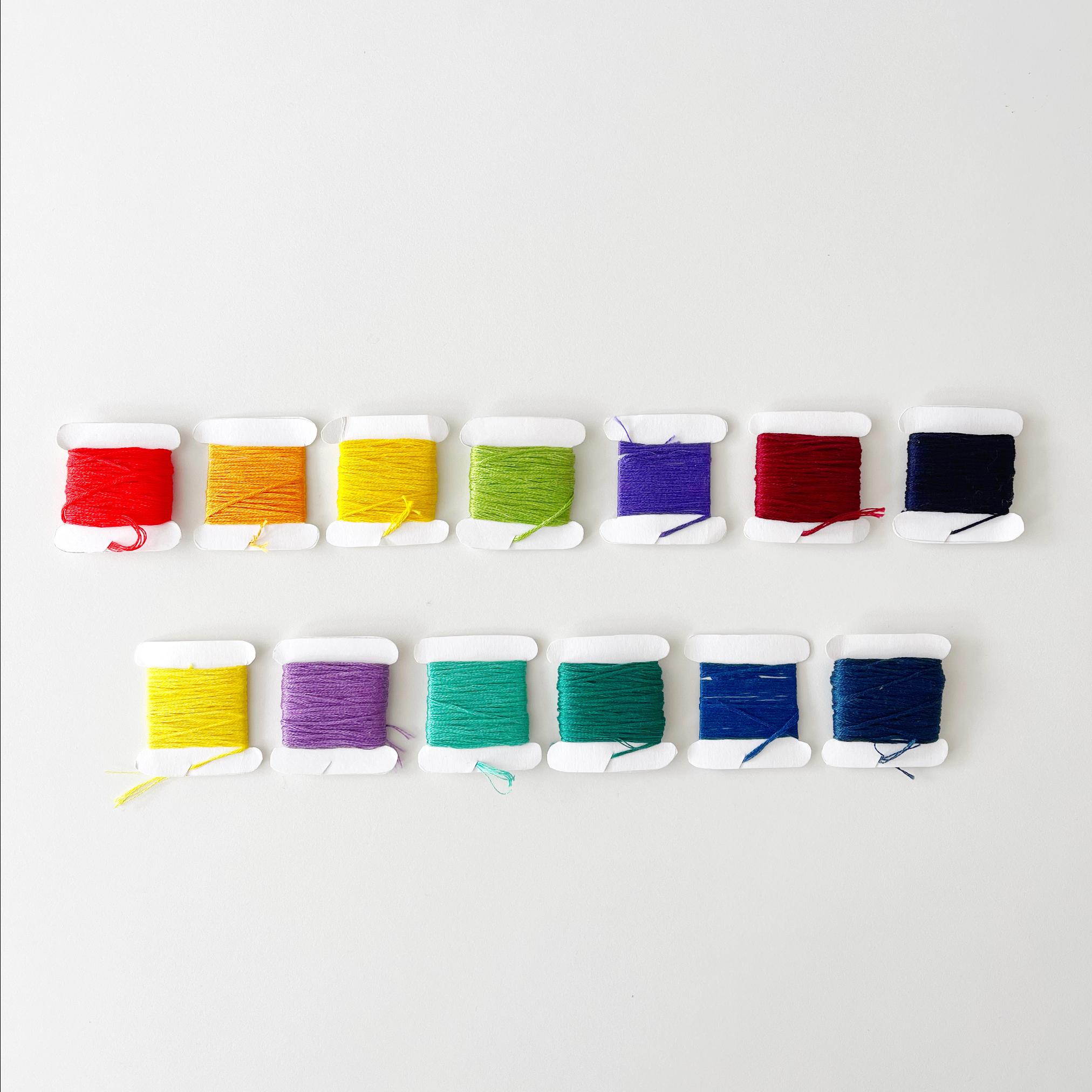 Crafty Colour Palette #6 | Hello! Hooray!