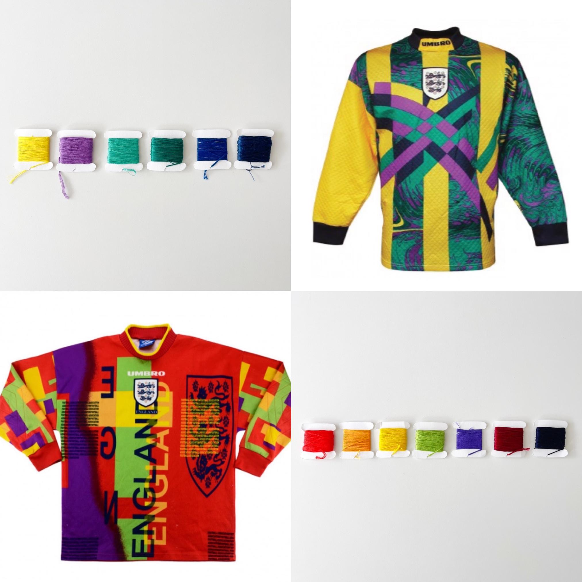 Crafty Colour Palette #6 jerseys | Hello! Hooray!