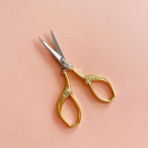 DMC peacock embroidery scissors | Hello! Hooray!