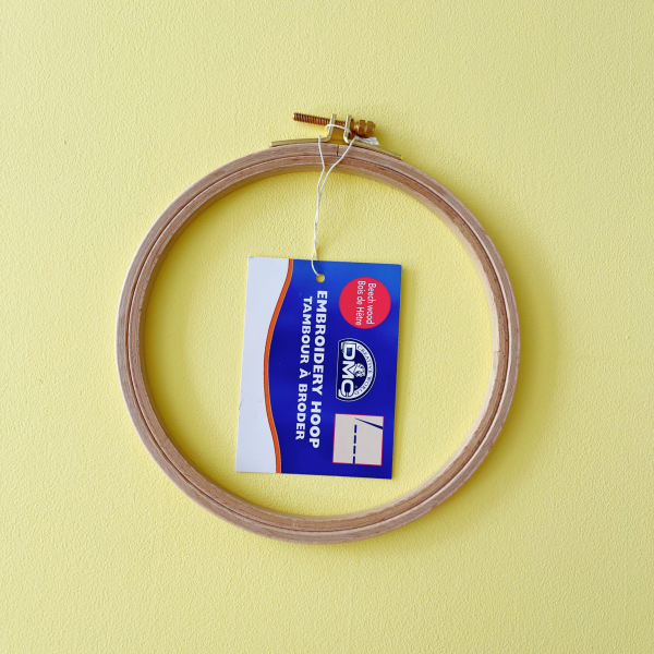 """DMC wooden embroidery hoops 15cm (6"""")"""