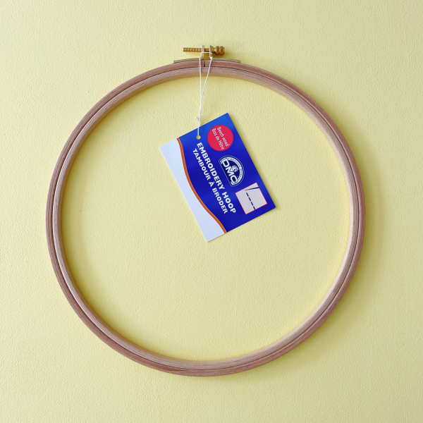 """DMC wooden embroidery hoops 25cm (10"""")"""