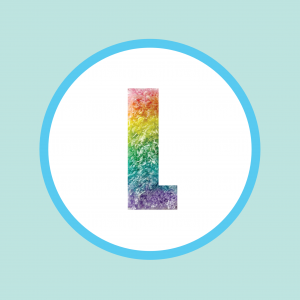 Ombre initial hand embroidery kit | Hello! Hooray!