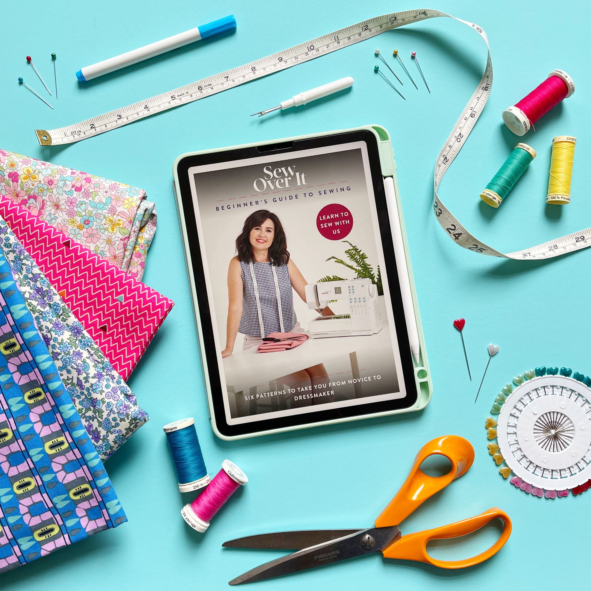 Sew Over It Beginner's Guide to Sewing | Hello! Hooray!